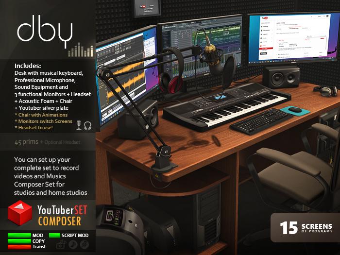 Composer Sound Set