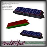 T. SculpToriaN -Halloween- Sculpted Candybar