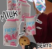 [ARTIFACT] Fresh Milk!