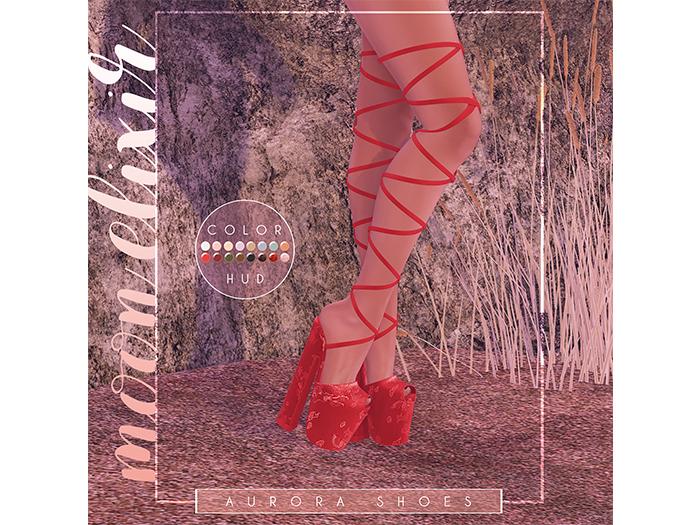 Moon Elixir - Aurora - Shoes