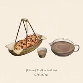 [Cinoe] cookie and tea
