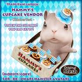 *FG* Hammy's Cupcake Vendor Set (Oktoberfest)