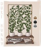 dust bunny . ivy room divider