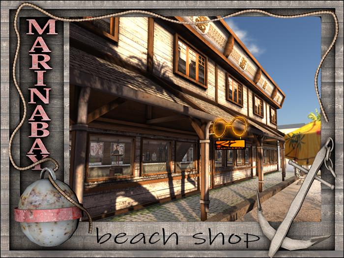 beach shop