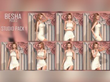 BESHA Poses: Studio Pack 1 (bento)