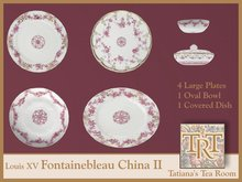 TTR-Louis XV Fontainebleau-China II