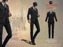 A&D Clothing - Suit -Quentin- Ebony