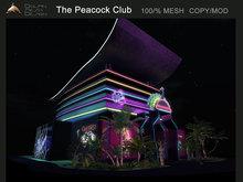 [Dolphin Design] ~The Peacock Club