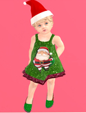 Lexxie Totsipop Infant Holiday Dress
