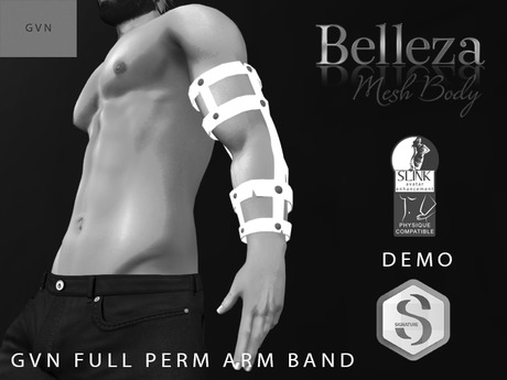 GVN FULL PERM ARM BAND DEMO