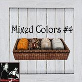 4 [G&S] THREAD - MIXED COLORS #4