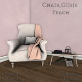 **Mistique** Chair Gijsje Peach (wear me)