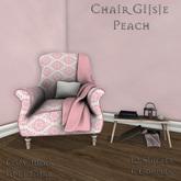 **Mistique** Chair Gijsje Pink (wear me)
