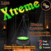 Xtreme Witches Cauldron - Halloween Decorations