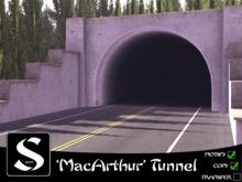 Sendai. 'MacArthur' Tunnel (100% Mesh)