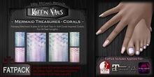 DP - Koffin Nails - FatPack - Mermaid Treasures - Corals (Box)