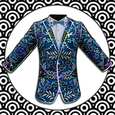 Bakaboo - Baka Couture Tuxedo - Ocean