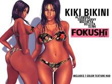 [Fokushi] Kiki Bikini FATPACK