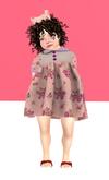 Lexxie ToddleeDoo Kid Flowers Dress