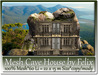 Mesh Cave House by Felix 60 Li=22x15m Size copy-mody