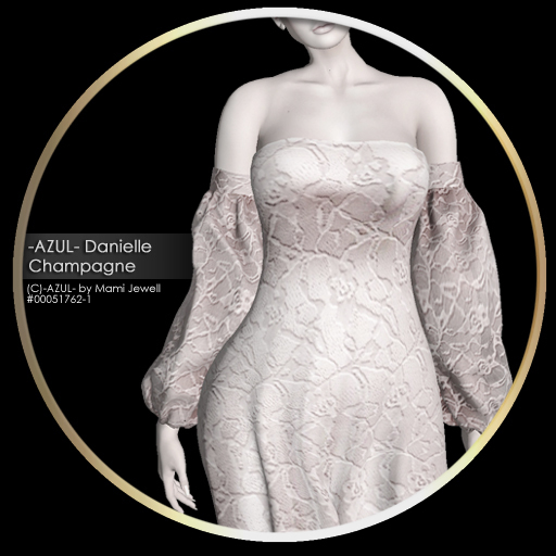 -AZUL- Danielle /Champagne