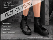 Izzy <3 Mesh - Ande Boots - Free Demos