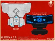 SISU\\ MI:NERVA (Cyberpunk Hud Unit) 2.0