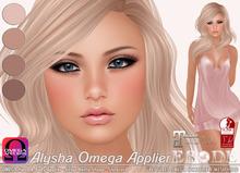 Esode Alysha Skin Omega head applier DEMO (wear & touch)