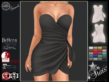 Stars - Maitreya dress, Physique, Hourglass, Venus, Isis, Freya - Elle