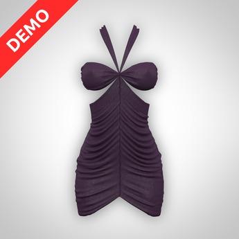 ANOIRCRE Sommet Dress DEMO