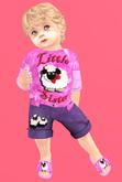 Lexxie Totsipop Little Sister Infant