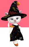 Lexxie Dinkies Halloween Dress