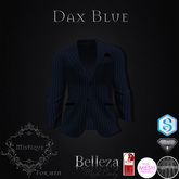 **Mistique** Dax Blue (wear me and click to unpack)