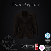 **Mistique** Dax Brown (wear me and click to unpack)