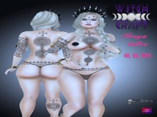 [WitchCraft]  Freya Tattoo