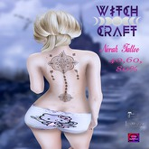 [WitchCraft] Norah Tattoo