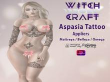 [WitchCraft]  Aspasia Tattoo