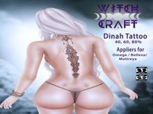 [WitchCraft]  Dinah Tattoo