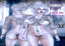 [WitchCraft] Nefertiti Tattoo
