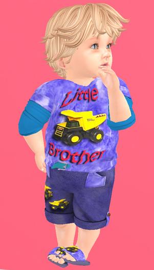 Lexxie Totsipop Infant Little Brother