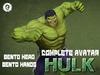:: UCM :: Hulk Avatar - Bento