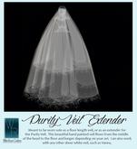 WRC Veil Store ...  Purity Veil extender
