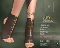 TWS - Elven Sandals