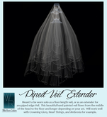 WRC Veil Store ... Piped Veil extender box