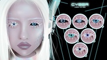Le Forme Cyber Mesh eyes FATPACK