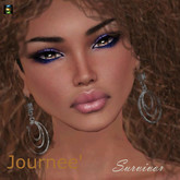 Journee' ~ SURVIVOR ~ Complete Female Avatar w/Skin,Shape,HAIR,Eyes,Lashes,Outfit,Boots,Jewelry,AO,etc.