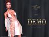 ::TD:: Erin Lace Mesh Dress ~ 18 Models DEMO