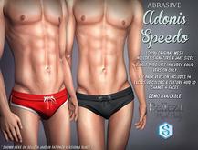 [ abrasive ] Adonis Speedo DEMO