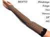 Black fishnet new