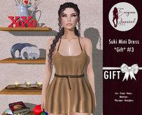 [EN] Suki Mini Dress  *Gift* #3{ ADD ME }